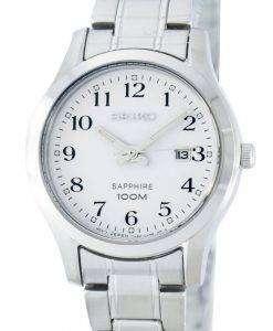 Seiko Classic Sapphire Quartz SXDG89 SXDG89P1 SXDG89P Women's Watch