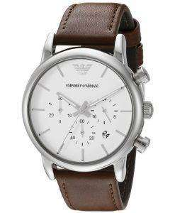 Emporio Armani Classic Quartz Chronograph AR1846 Men's Watch