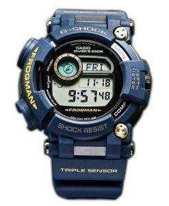 Casio G-Shock FROGMAN Multiband 6 Triple Sensor Divers 200M GWF-D1000NV-2JFMens Watch