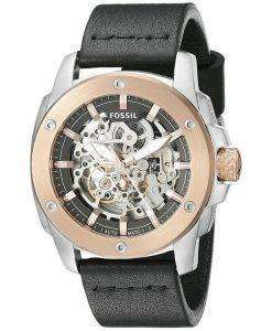 Fossil Modern Machine Automatic Skeleton ME3082 Men's Watch