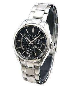 Seiko Presage Automatic Chronograph Power Reserve Japan Made SARW023 Mens Watch
