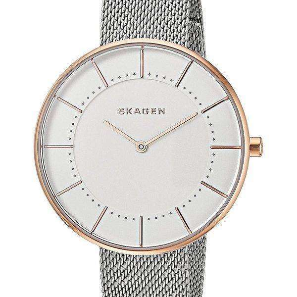 Skagen Watches is a brand of watches that is quickly becoming very well known in the industry as a leader of functional practicality and original design. They are known for having an extensive line of fashion forward accessorized watches which feeds the endless buzz and .