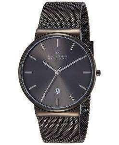 Skagen Ancher Quartz Steel Mesh Strap SKW6108 Men's Watch