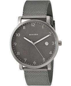 Skagen Hagen Titanium Quartz Mesh Strap SKW6307 Men's Watch
