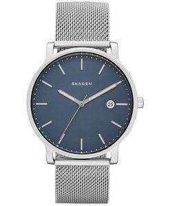 Skagen Hagen Quartz Steel Mesh Strap SKW6327 Men's Watch