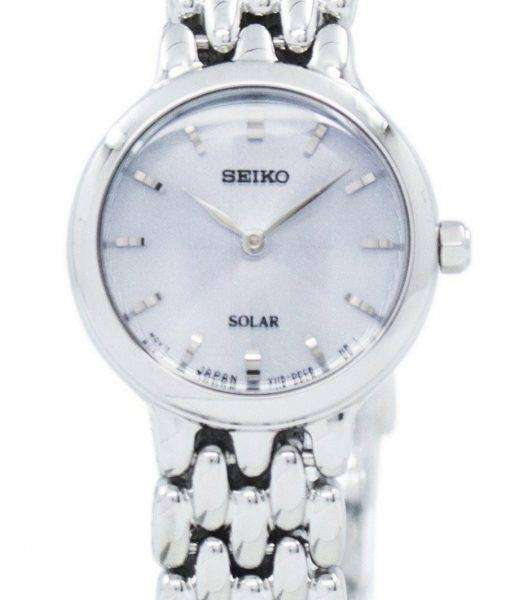 Seiko Solar SUP347 SUP347P1 SUP347P Women's Watch