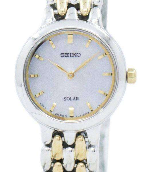 Seiko Solar SUP349 SUP349P1 SUP349P Women's Watch
