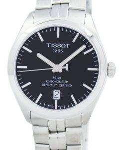Tissot PR 100 Quartz COSC T101.451.11.051.00 T1014511105100 Men's Watch