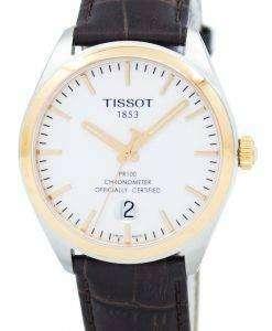 Tissot PR 100 Quartz COSC T101.451.26.031.00 T1014512603100 Men's Watch
