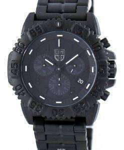 Luminox Navy Seal Colormark Chronograph 3080 Series Swiss Made 200M XS.3082.BO Mens Watch