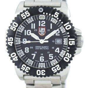 Luminox Sea Navy Seal Steel Colormark 3150 Series Swiss Quartz 200M XS.3152.NV Mens Watch