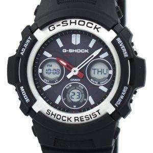 Casio G-Shock Atomic Analog-Digital AWGM100-1A Men's Watch
