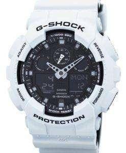 Casio G-Shock Special Color Model Analog-Digital GA-100L-7A Men's Watch
