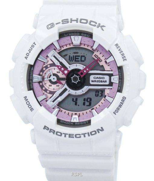 Casio G-Shock S Series Analog-Digital 200M GMA-S110MP-7A Women's Watch
