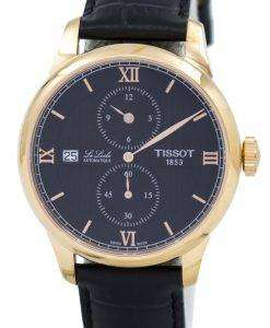 Tissot Le Locle Automatic Regulateur T006.428.36.058.02 T0064283605802 Men's Watch