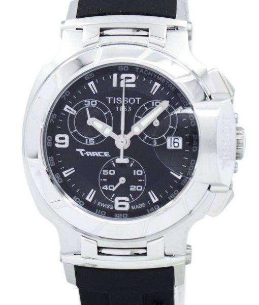 Tissot T-Race Quartz Chronograph T048.217.17.057.00 T0482171705700 Women's Watch