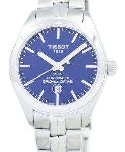 Tissot PR 100 Quartz COSC T101.251.11.041.00 T1012511104100 Women's Watch