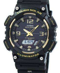 Casio Tough Solar 5 Alarms 100M AQ-S810W-1A3V Men's Watch