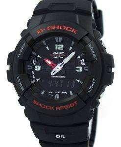 Casio G-Shock Analog Digital 200M G-100-1B Men's Watch