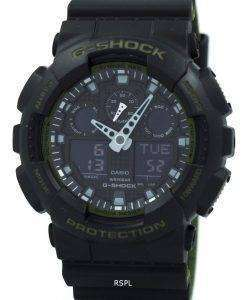 Casio G-Shock Analog Digital 200M GA-100L-1A Men's Watch