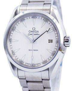 Omega Seamaster Aqua Terra Quartz 150M Swiss Made 231.10.39.60.02.001 Men's Watch