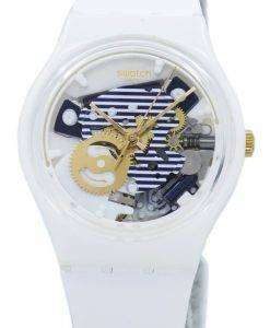 Swatch Originals Mariniere Quartz GW169 Unisex Watch