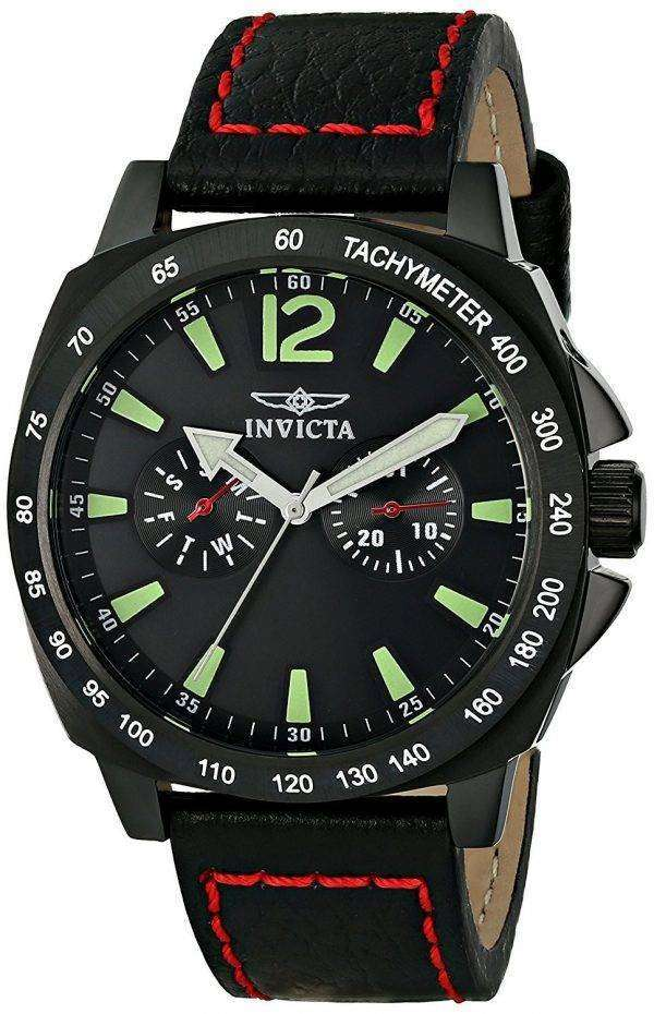 Invicta Specialty Multi-Function Tachymeter Quartz 0857 Men's Watch