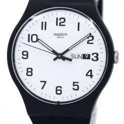 Swatch Originals Twice Again Quartz SUOB705 Unisex Watch