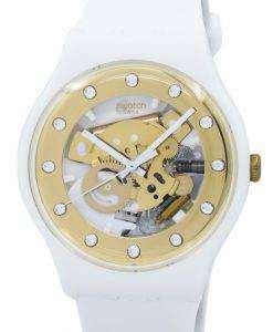 Swatch Originals Sunray Glam Quartz SUOZ148 Unisex Watch