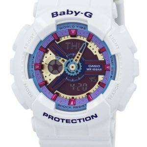 Casio Baby-G Analog Digital Multi-Color Dial BA-112-7A Womens Watch