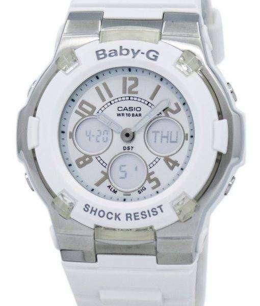 Casio Baby-G Analog Digital World Time BGA-110-7B Womens Watch