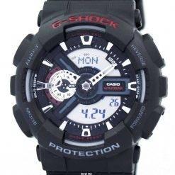 Casio G-Shock World Time Analog Digital GA-110-1A GA110 Mens Watch