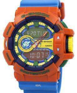 Casio G-Shock Analog-Digital Multi-Color 200M GA-400-4A Mens Watch
