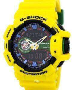 Casio G-Shock Analog-Digital Multi-Color 200M GA-400-9A Mens Watch