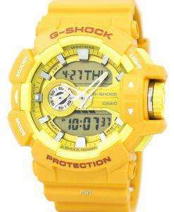 Casio G-Shock Analog-Digital 200M GA-400A-9A Mens Watch