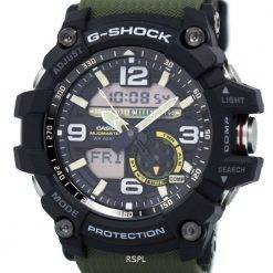 Casio G-Shock Mudmaster Analog Digital Twin Sensor GG-1000-1A3 Mens Watch