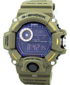Casio G-Shock Rangeman Tough Solar Multi-Band Atomic GW-9400-3 Mens Watch