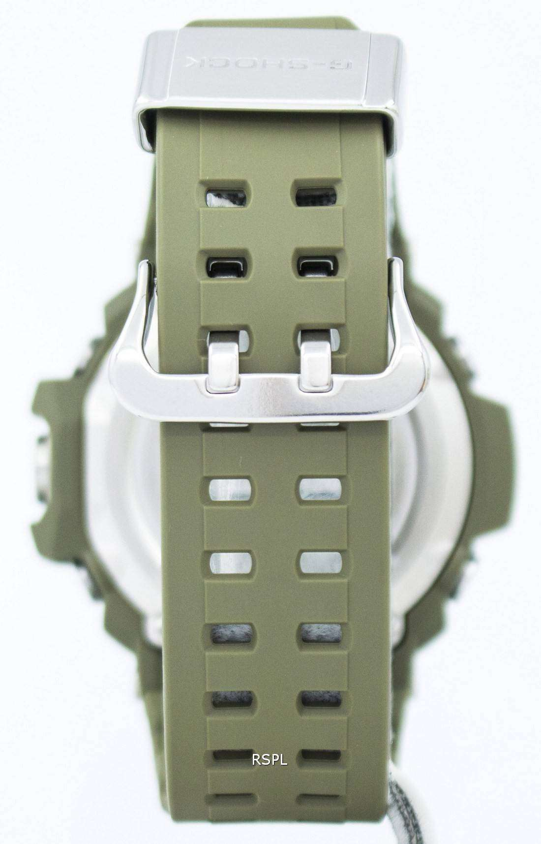 Casio G Shock Rangeman Tough Solar Multi Band Atomic Gw 9400 3 Mens Gshock Original 1adr Gw9400