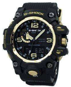 Casio G-Shock Analog Digital Mudmaster Triple Sensor GWG-1000GB-1A Mens Watch