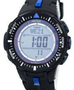 Casio Protrek Triple Sensor Tough Solar PRG-300-1A2 Watch