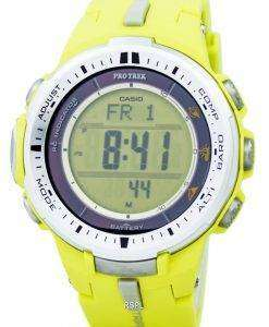 Casio Protrek Triple Sensor Atomic PRW-3000-9B Mens Watch