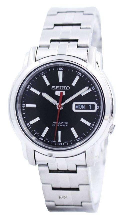 Seiko 5 Automatic 21 Jewels Japan Made SNKL83 SNKL83J1 SNKL83J Mens Watch
