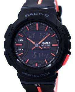Casio Baby-G Shock Resistant Dual Time Analog Digital BGA-240L-1A Women's Watch