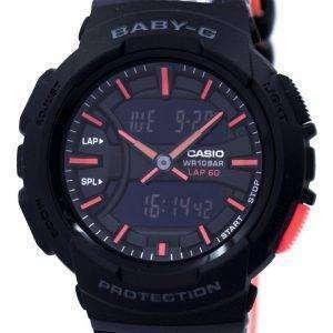 Casio Baby-G Shock Resistant Dual Time Analog Digital BGA-240L-1A Women's Watch