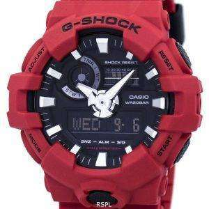 Casio G-Shock Analog Digital 200M GA-700-4A Men's Watch