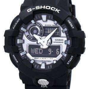 Casio G-Shock Analog Digital 200M GA-710-1A Men's Watch