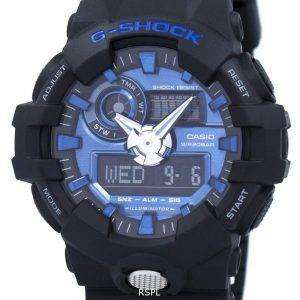 Casio G-Shock Analog Digital 200M GA-710-1A2 Men's Watch
