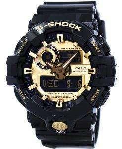 Casio G-Shock Analog Digital 200M GA-710GB-1A Men's Watch
