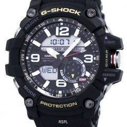Casio G-Shock MUDMASTER Twin Sensor 200M GG-1000-1A Men's Watch