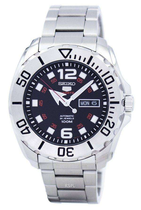 Seiko 5 Sports Automatic SRPB33 SRPB33K1 SRPB33K Men's Watch